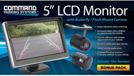 "Rear View 5.0"" Auto Dimming Mirror Monitor  - 91CMDS5K"