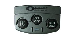 Cruise Control Pad Switch - CM7