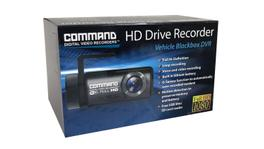 Command Stealth Full HD Dash Camera