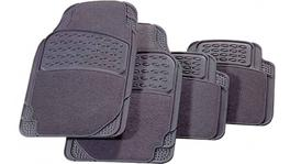 MAJESTIC Car Mat Set 4 Piece Grey - 4578045