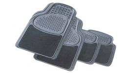 PRIMACY Car Mat Set 4 Piece Grey - 4592085