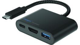 Cygnett 3in1 USB C Hub