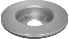 DBA En-Shield Brake Rotor Rear Pair DBA2511E 292053