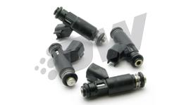 DeatschWerks 13U-01-0525-4 - 525cc Injectors fits Honda Civic 2001-08 (Set of 4)