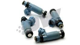 DeatschWerks 21S-05-0600-4 - 600cc Injectors fits Subaru 2.5RS 1999-2003 (Set of 4)