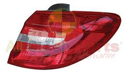 Magneti Marelli Tail Light Drivers Side Fits Mercedes-Benz B Class BAA-21040RHP