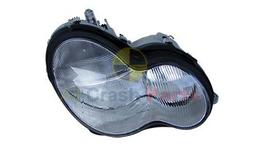 Magneti Marelli Headlight Drivers Side Fits Mercedes-Benz C Class BAI-21030RHP