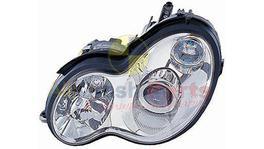Magneti Marelli Headlight Passenger Side Fits Mercedes-Benz C Class BAI-21031LHP