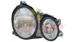 Headlight Drivers Side Fits Mercedes-Benz Clk BAJ-21030RHQ