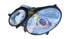Hella Headlight Passenger Side Fits Mercedes-Benz E Class BAM-21032LHP
