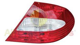 Tail Light Drivers Side Fits Mercedes-Benz Clk BAN-21040RHQ