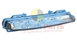 Daytime Running Lamp Drivers Side Fits Mercedes-Benz C Class BAW-21161RHQ