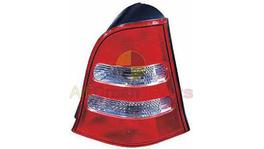 Tail Light Drivers Side Fits Mercedes-Benz A Class W168 W169 BDA-21043RHQ