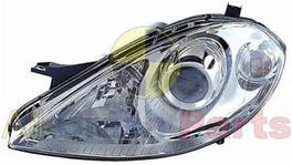 Magneti Marelli Headlight Passenger Side Fits Mercedes-Benz A Class W168 W169 BDB-21031LHP