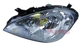 Magneti Marelli Headlight Passenger Side Fits Mercedes-Benz A Class W168 W169 BDB-21033LHP