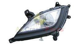 Fog Light Passenger Side Fits Hyundai I20 HPB-21061LHQ