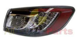 Tail Light Drivers Side Fits Mazda 3 MBO-21041RHQ