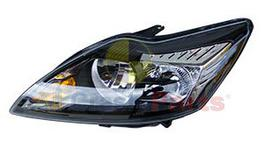 Headlight Passenger Side Fits Ford Focus FOC-21031LHQ