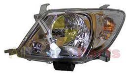 Headlight Passenger Side Fits Toyota Hilux TIM-21033LHQ