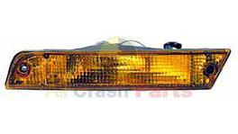 Front Indicator Lamp Drivers Side Fits Toyota Landcruiser TLA-21020RH