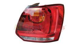 Tail Light Drivers Side Fits Volkswagen Polo VOE-21040RHQ