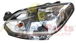 Headlight Passenger Side Fits Volkswagen Up VUA-21030LHQ