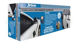 Towing Mirror W/Magnetic Brace - Drive MH3005