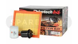 Drivetech 4x4 Sakura Filter Service Kit DT-FLT05
