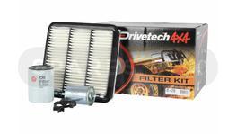 Drivetech 4x4 Sakura Filter Service Kit DT-FLT19