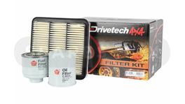 Sakura 4x4 Filter Service Kit DT-FLT20