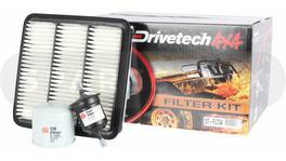 Drivetech 4x4 Sakura Filter Service Kit DT-FLT34