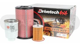 Sakura 4x4 Filter Service Kit DT-FLT35