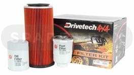 Drivetech 4x4 Sakura Filter Service Kit DT-FLT42