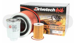 Sakura 4x4 Filter Service Kit DT-FLT44