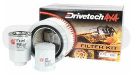 Drivetech 4x4 Sakura Filter Service Kit DT-FLT52