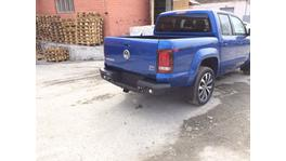 Drivetech 4x4 by RIVAL Aluminium Rear Bar fits VW Amarok DT-RRB007