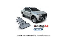 Drivetech 4x4 Underbody Armour suits Ford Ranger PX