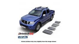Drivetech 4x4 by RIVAL Underbody Armour fits Nissan Navara D40 DT-UBA04