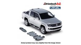 Drivetech 4x4 Underbody Armour suits VW Amarok