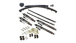 Drivetech 4x4 Enduro Nitro Gas Lift Kit fits Toyota Hilux KZN165,LN107,LN167,RN106 - DTSK-TOY02H