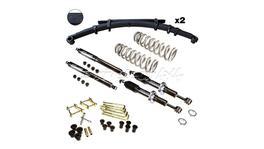 Drivetech 4x4 Enduro Nitro Gas Lift Kit fits Toyota Hilux GGN25,KUN26 (2005-15) - DTSK-TOY03J
