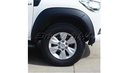 Drivetech 4x4 Flare Kit fits Toyota Hilux GUN126R 276435