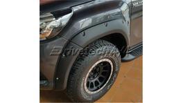 Drivetech 4x4 Flare Kit fits Toyota Hilux GUN126R 276436