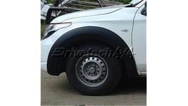 Drivetech 4x4 Flare Kit fits Mitsubishi Triton MQ 276444
