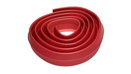 "Ez Lip Universal Foam Rubber Spoiler Lip Red 3"" 305840"