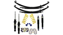 Formula 4WD 4X4 Suspension Lift Kit fits HOLDEN Colorado RG
