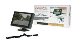 Gator 4.3 Inch Reverse Monitor Camera Kit Wired - G427