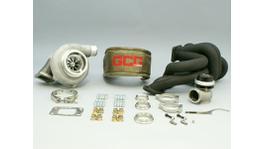 XTR Turbocharger Kit High Mount EWG GTX3076R GEN 2 Fits Toyota 1JZ-GTE
