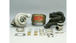 XTR Turbocharger Kit High Mount EWG GTX3582R GEN 2 Fits Nissan RB26