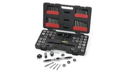 GearWrench Tap & Die Set Medium Ratcheting MET/SAE 75Pc